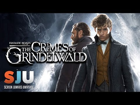 Let's Talk About That Fantastic Beasts 2 Trailer! - SJU