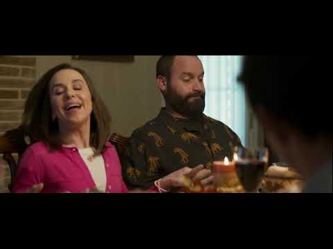 Word Fight At Thanksgiving Dinner   Clip From The Movie 'Instant Family''