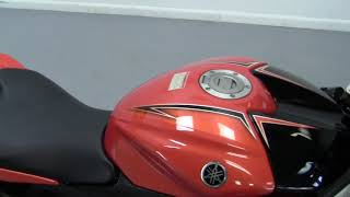 9. 2009 Yamaha YZF R6