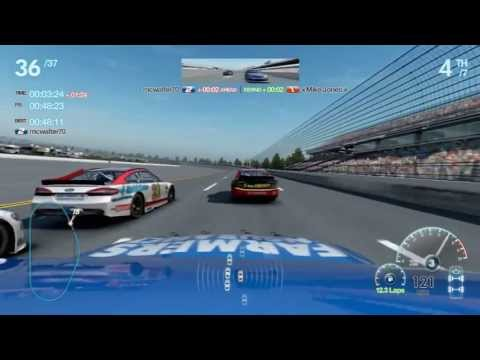 WCRL - The WCRL went to Talladega for the Good Sam Roadside Assistance 200. The ending was very wild and Nate22IN ends up taking the checkered flag in the end.