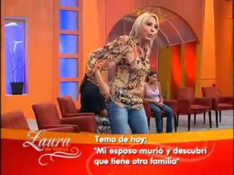 Laura Bozzo - ¡Que pase el muerto!