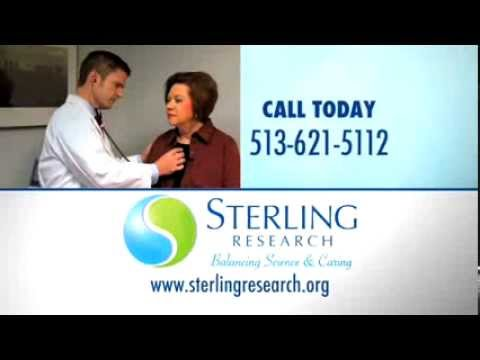Sterling Research | Clinical Studies | Diabetes & Heart Disease | Cincinnati, Ohio