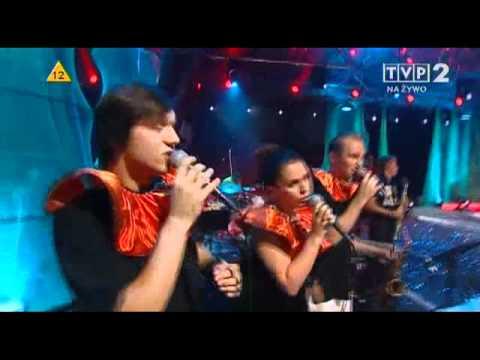 Kabaret Pod Wyrwigroszem - Sugar Baby Love (HIT!) - (The Rubettes)