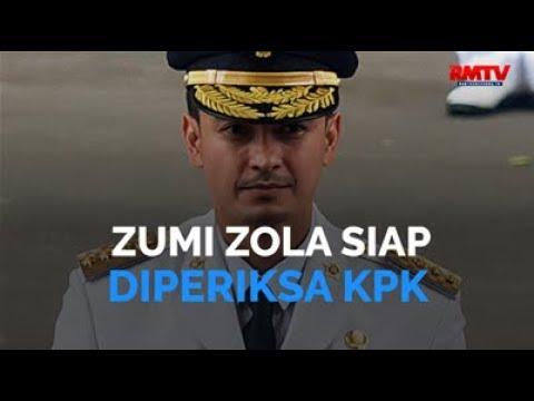 Zumi Zola Siap Diperiksa KPK
