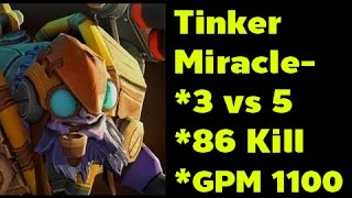 Nonton [Dota2] Miracle- Tinker Epic Game Film Subtitle Indonesia Streaming Movie Download