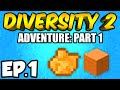 PROF. ORANGE!!! (Diversity 2 Adventure)