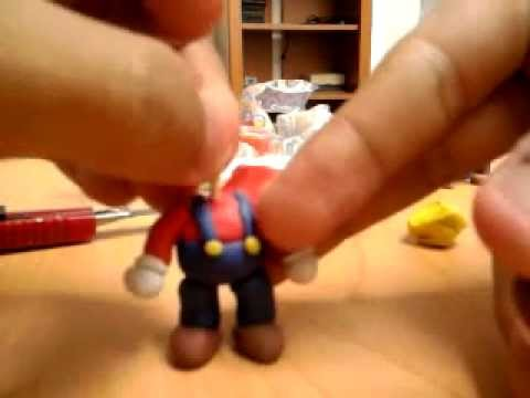 Download Como hacer a Mario Bros con Plastilina Play Doh How to make Mario Bros with Play Doh.3gp .mp4 SuruLereTv
