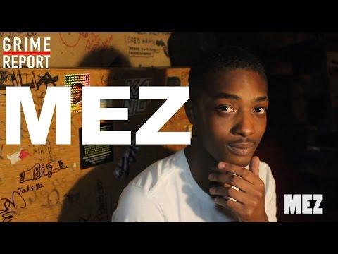 MEZ | SMOKE POINT GRIME FREESTYLE @TheGrimeReport @UncleMez