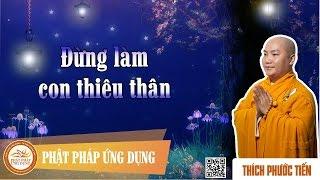 Đừng Làm Con Thiêu Thân (Don't Be A Moth) - English Subtitle - Thầy Thích Phước Tiến