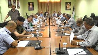المجلس الأعلى للطوارئ بمحافظة طولكرم يناقش الاستعدادات لمواجهة