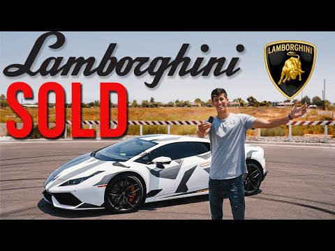I Sold My Lamborghini (My Story)