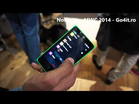 Nokia XL la MWC 2014