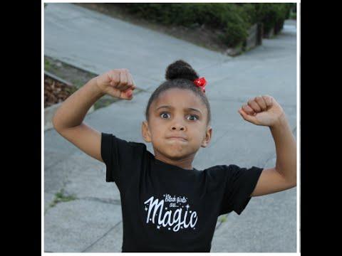 NO - Black Girls Are NOT Magic #BlackGirlMagic