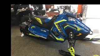 1. 2018 Polaris 800 Switchback PRO-X Snowcheck