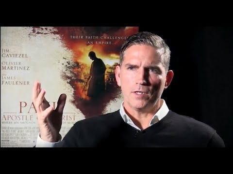 """Jim Caviezel and James Faulkner of """"Paul, Apostle of Christ: The Movie"""" on Walk in Faith (03/23/18)"""