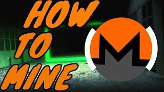 How to mine Monero(Xmr) on Nvidia cards