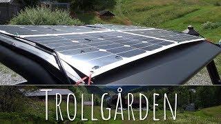 6. Solar charging the Polaris Ranger EV