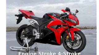 8. 2009 Honda CBR 600RR ABS Features and Specification