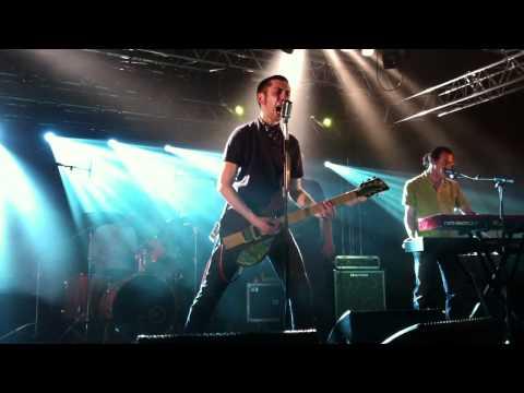 Bobby Sixkiller live @ festival ska Terville 05/05/12