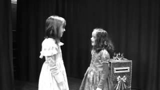 Trailer del corto El retorno de Shakespeare