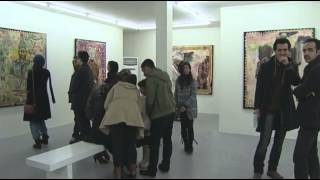 What's Buzzing In Tehran  Iran's Vivid Art Scene - NBC News