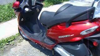 7. 2009 kymco grand vista 250cc that was stolen updated3/26/2018