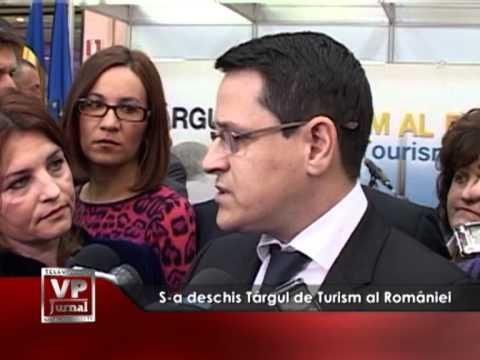 S-a deschis Târgul de Turism al României