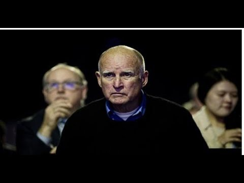 ICE DIRECTOR RIPS CALIFORNIA SANCTUARY STATE LAW JERRY BROWN IS SCARED STIFF!