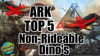 Evening AllWelcome to SparreysWorld! Today we are looking at my top 5 Ark non rideable (if thats a word!) Dino's! I've tried to balance the PVP and PVE aspects as much as possible. As Always let me know your thoughts in the comments down below. I would like to say a massive thank you to everyone for the support its amazing - truly!Don't forget to check out the below links!Thanks guysHave fun!Check out my brand new discord - https://discord.gg/xvn9Fq9------------------------------------------------------------Creative Misfits Channels:North- https://goo.gl/jvAW33  Cody- https://goo.gl/aoQWdW  Casun- https://goo.gl/qvKyly  Dralance- https://goo.gl/FTJlfg  What We Made - https://goo.gl/zNGH9a   Chip - https://t.co/i0ZA9wL3fOLakitu- https://goo.gl/tnA6iD  Rattts- https://goo.gl/KVRmco    Cemmao Gamer - https://goo.gl/zaojTb  ----------------------------------------------------------http://www.thecreativemisfits.com Creative Misfits forum - https://goo.gl/LqAdmt  Creative Misfits reddit - https://goo.gl/xIddjp Creative Misfits Facebook - https://goo.gl/mSrfg2 Creative Misfits Twitter - http://goo.gl/4RL6Yw ----------------------------------------------------------Ark Server Sponsor Provided by Host Havochttps://hosthavoc.com ---------------------------------------------------------Cubedhost TeamSpeak Sponsor - Get 25% off your own TeamSpeak server today! https://cubedhost.com/creativemisfits ----------------------------------------------------------Want to support the Creative Misfits then click herehttps://www.patreon.com/TheCreativeMisfits …