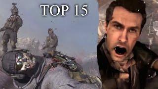 Video Top 15 Best Call of Duty Scenes Ever MP3, 3GP, MP4, WEBM, AVI, FLV Juli 2019