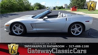 827-NDY 2005 Chevrolet Corvette