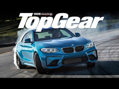 BMW M2 | TEST | TopGear Polska (видео)