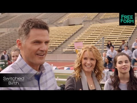 Switched at Birth | Season 3: Episode 10 Clip: Pep Talk | Freeform