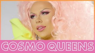 Farrah Moan's Highlighter Might Literally Blind You, But It's Worth It| Cosmopolitan by Cosmopolitan