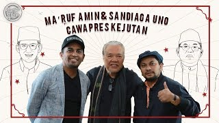 Video Tompi & Glenn Part 1 - Mati Ketawa Pilpres 2019: Ma`ruf Amin & Sandiaga Uno Cawapres Kejutan MP3, 3GP, MP4, WEBM, AVI, FLV Agustus 2018