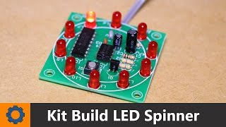 In this Kit build I put together a Random LED spinner kit.Website: http://www.mrhobbytronics.com/Facebook: https://www.facebook.com/MrHobbytronicsTwitter: https://twitter.com/MrHobbytronics
