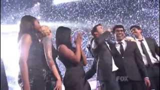 Kris Allen American Idol 8 (2009) Winning Moment [HQ]