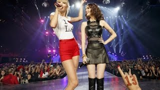 Taylor Swift Ft. Cher Lloyd - Want U Back (DVD The RED Tour) Bônus