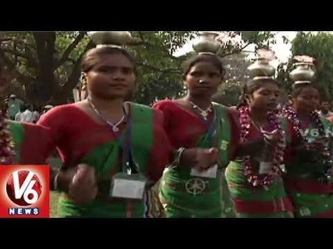 National Tribal Carnival 2016 At Pragati Maidan Telugu News