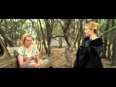 The Dressmaker clip:  Tilly Offers Gertrude A Dress