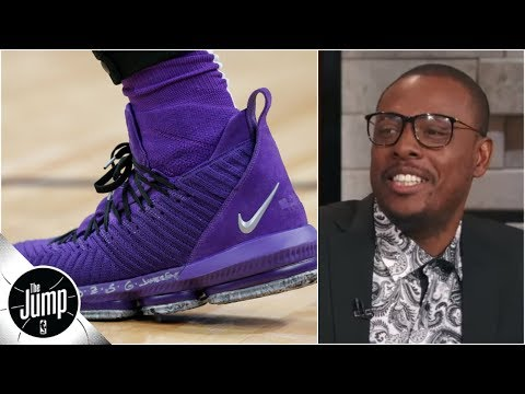 Video: Paul Pierce goes off on players wearing rivals' signature shoes | The Jump