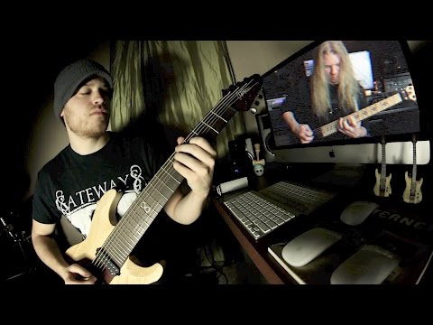 Gateways (solo by Jeff Loomis) - Rob Scallon