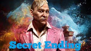 Far Cry 4 - Secret Ending at Start of Game (Alternative / Good)