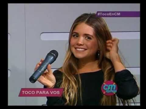 Toco Para Vos video Entrevista + Cónducción TV - Julio | Argentina 2016