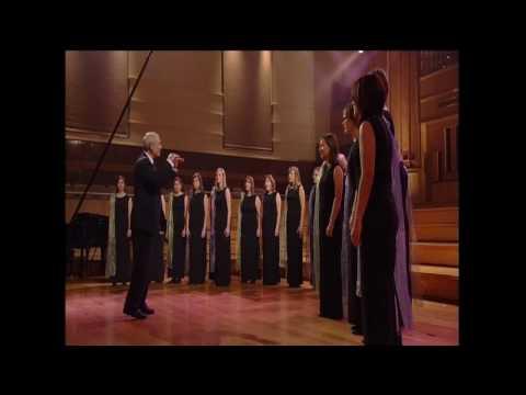 Cantate Domino - Rupert Lang - halve finale Koor van het Jaar 2008-2009