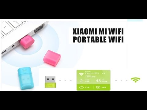 XiaoMi mini USB Wifi wireless router Unboxing & Review