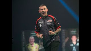 """Peter Wright on 8-1 rout of MVG: """"Michael was nowhere near his game but I took advantage of it."""""""