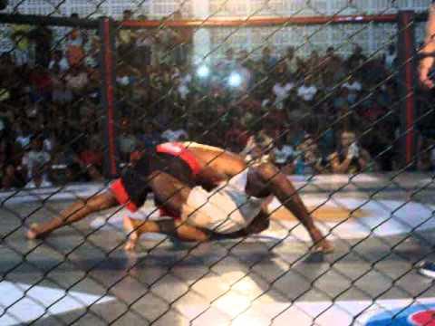 Rock MMA Teixeira de Freitas - Renato Amorim