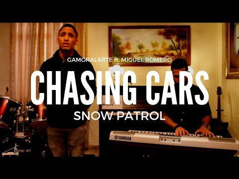 Chasing Cars - Snow Patrol Cover