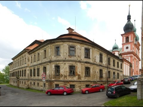 Proboštství v Chlumu Sv. Maří - ohrožené památky Karlovarského kraje